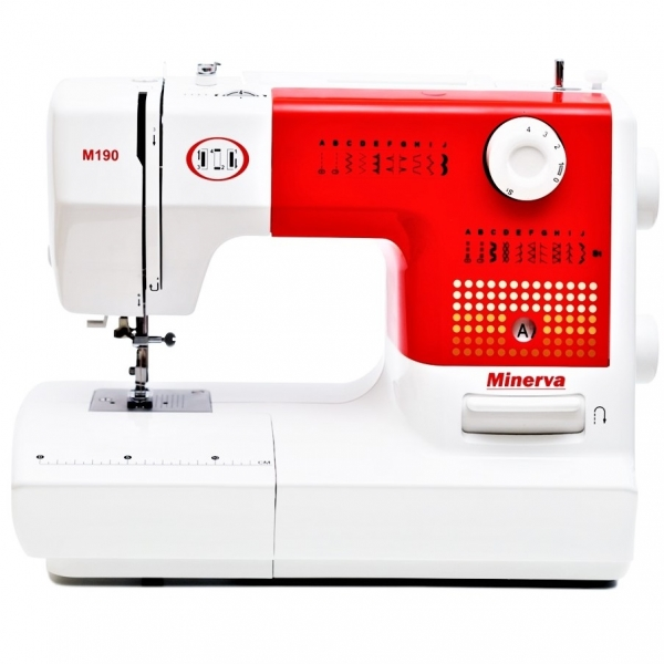 Швейная машина Minerva M190 фото