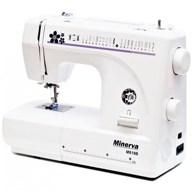 Швейна машина Minerva M819B