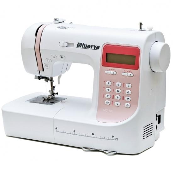 Швейная машина Minerva MC 120