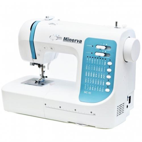 Швейная машина Minerva MC 40 фото