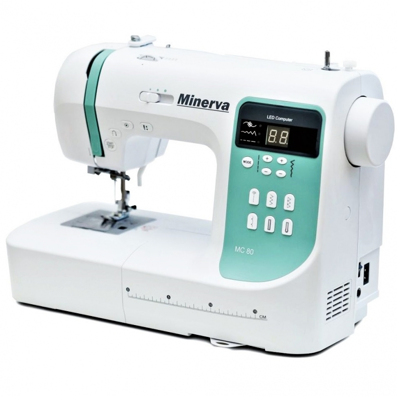 Швейна машина Minerva MC 80