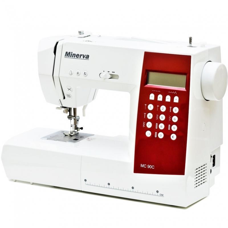 Швейна машина Minerva MC 90С