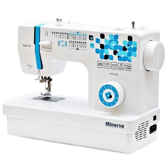 Швейная машина Minerva Select 45