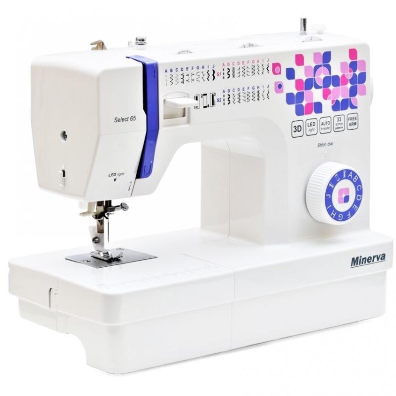 Швейная машина Minerva Select 65