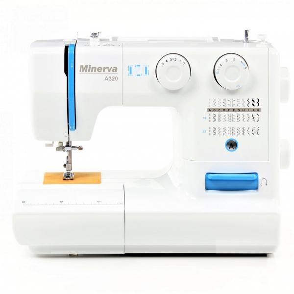 Швейная машина Minerva A320 фото
