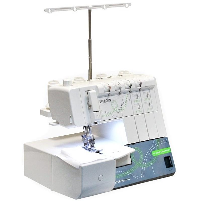 Распошивальная машина Leader VS400D