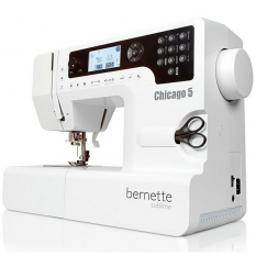 Швейна машина Bernina Bernette Chicago 5 фото