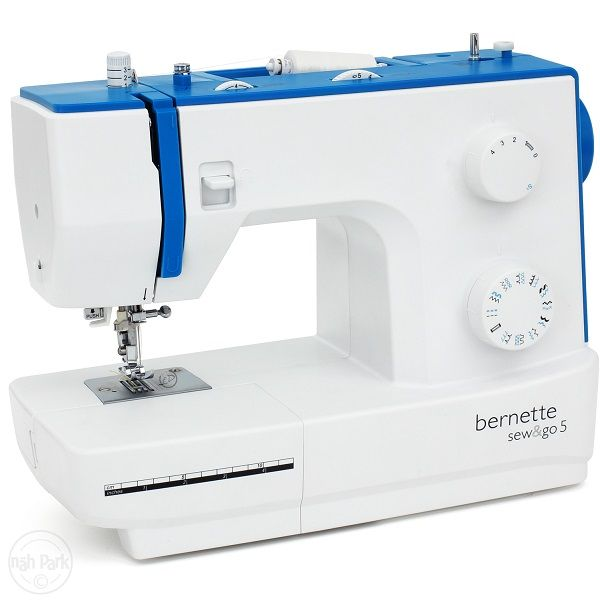 Швейная машина BERNINA Bernette Sew and Go 5 фото