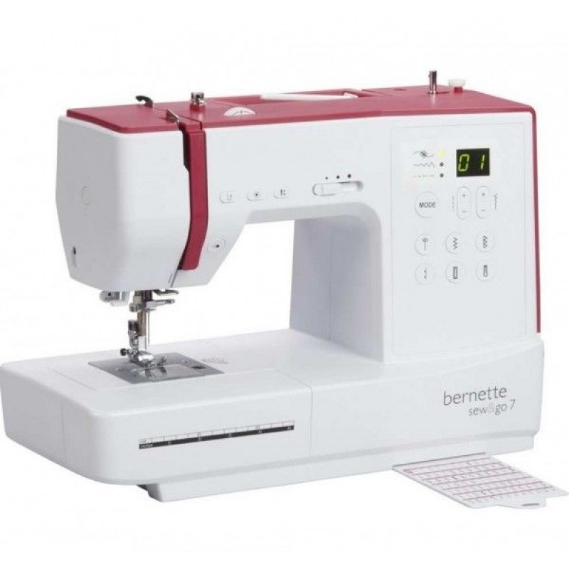 Швейная машина Bernina Bernette Sew and Go 7