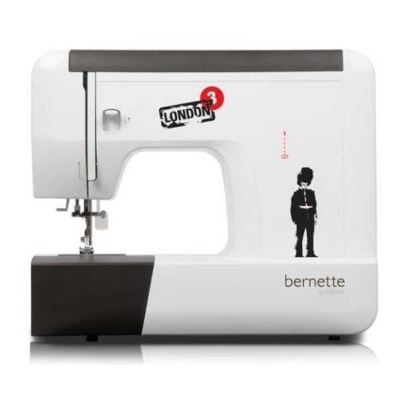 Швейная машина BERNINA Bernette London 3