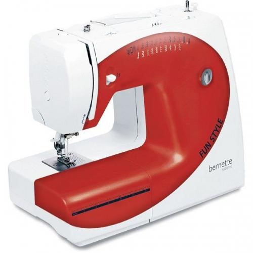 Швейная машина BERNINA Bernette Fun Style 56 фото