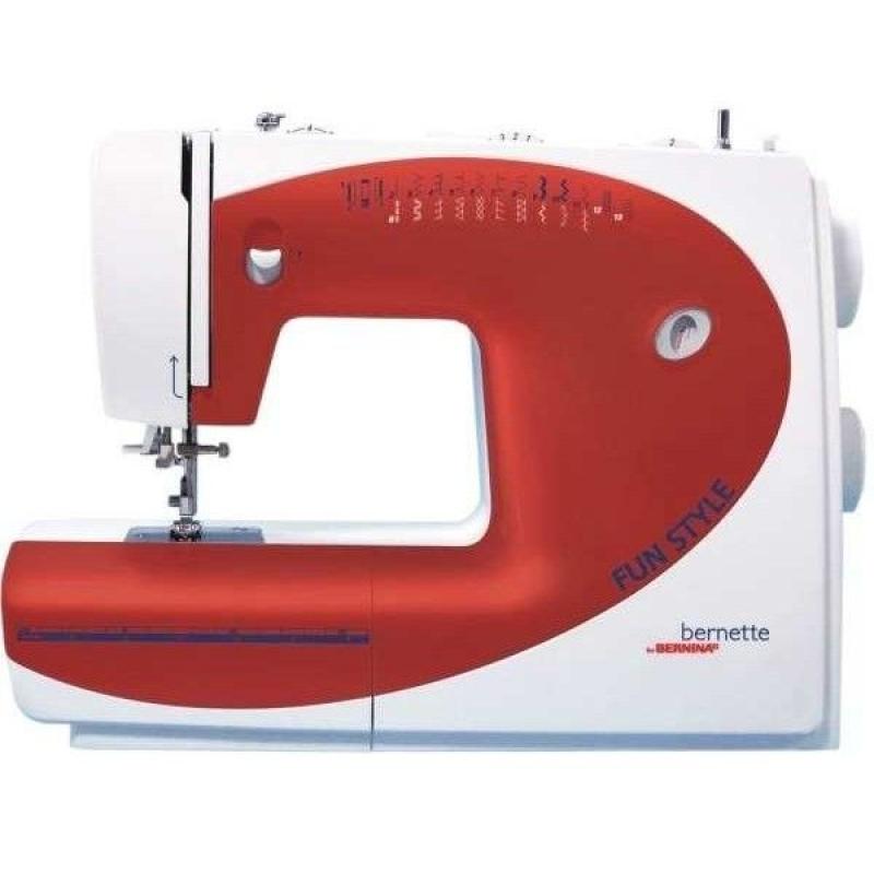 Швейная машина BERNINA Bernette Fun Style 56