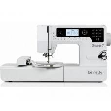 Швейно-вышивальная машина Bernette Chicago 7 фото