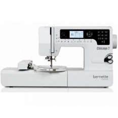 Швейно-вышивальная машина Bernina Bernette Chicago 7 фото