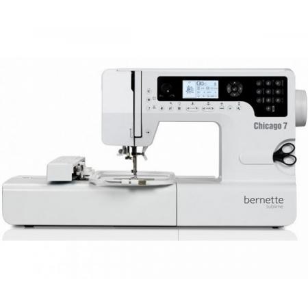 Швейно-вышивальная машина Bernina Bernette Chicago 7