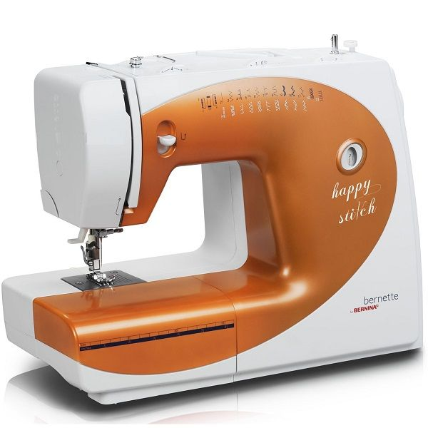 Швейная машина BERNINA Bernette Happy Stitch 56 фото