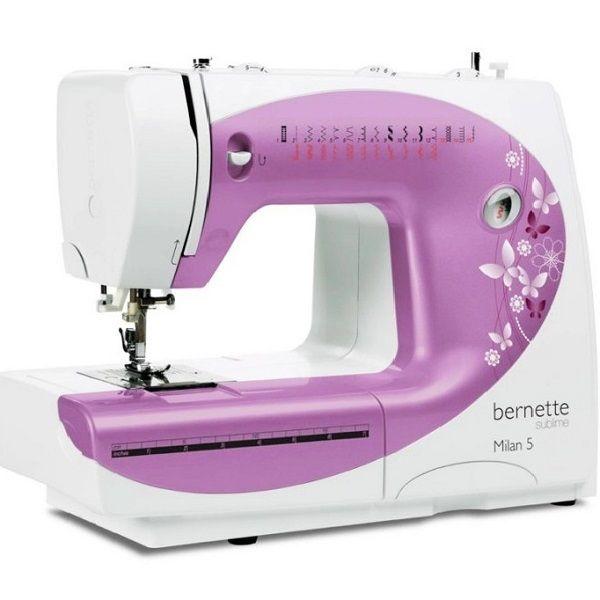 Швейная машина BERNINA Bernette Milan 5 фото