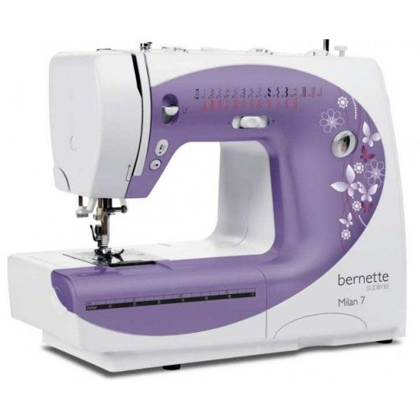 Швейная машина BERNINA Bernette Milan 7 фото