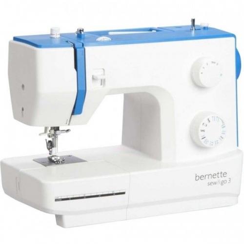 Швейная машина BERNINA Bernette Sew and Go 3 фото