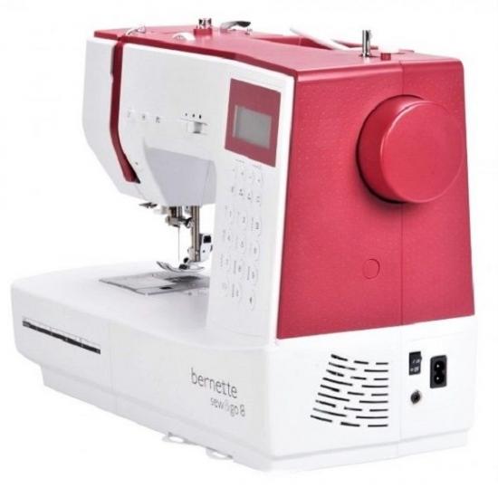 Швейна машина Bernina Bernette Sew and Go 8