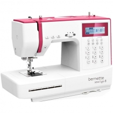 Швейна машина BERNINA Bernette Sew and Go 8 фото