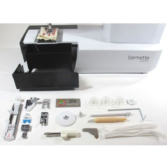 Швейная машина BERNINA Bernette London 7