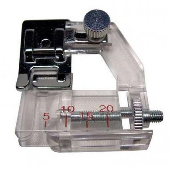 Лапка окантователь с регулировкой RJ-13013