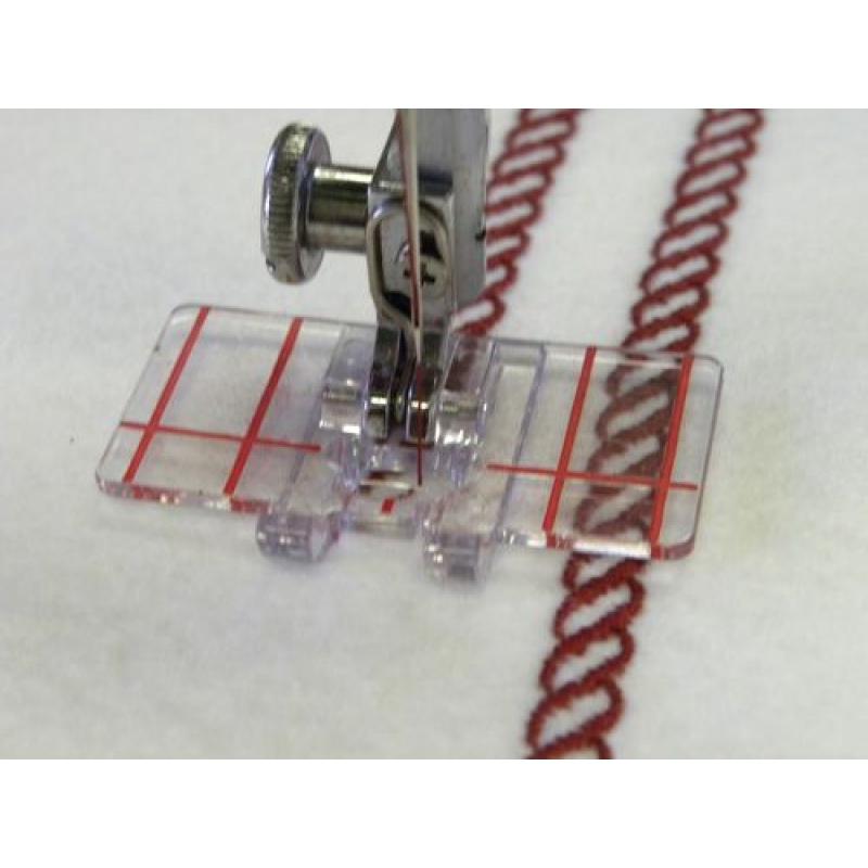 Лапка для паралельного шва PO-7006W0