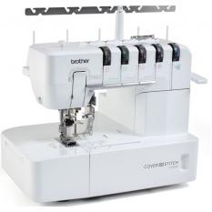 Распошивальная машина BROTHER Cover Stitch CV 3550 фото