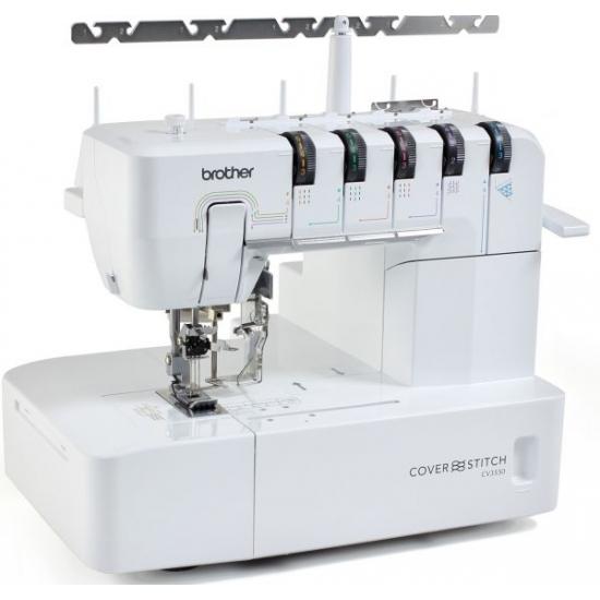 Распошивальная машина BROTHER Cover Stitch CV 3550