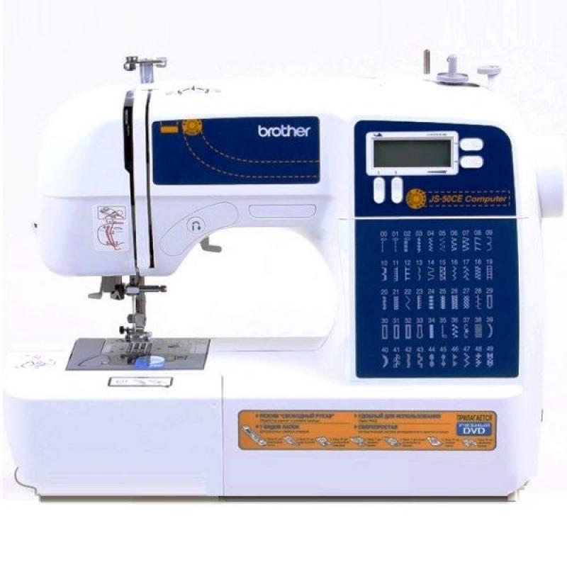 Швейная машина BROTHER JS 50e