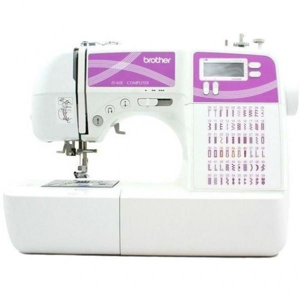 Швейная машина BROTHER JS 60e фото
