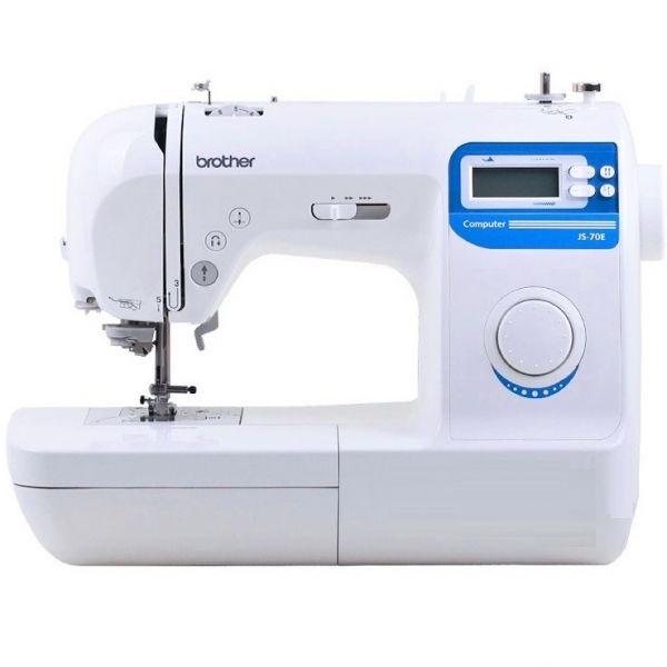 Швейная машина BROTHER JS 70e фото