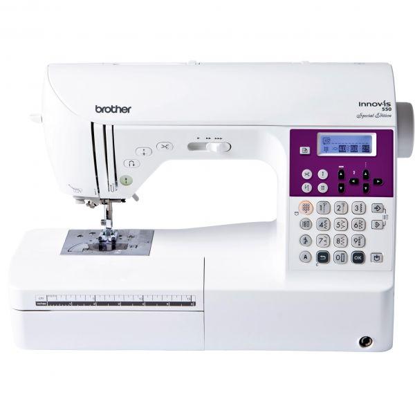 Швейная машина BROTHER NV 550 фото