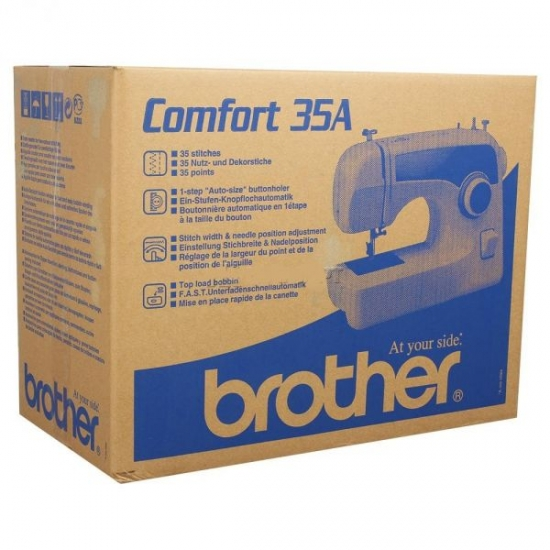Brother Comfort 35a