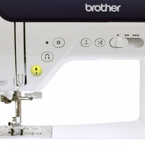 Швейно-вышивальная машина BROTHER Innov-is F480 фото