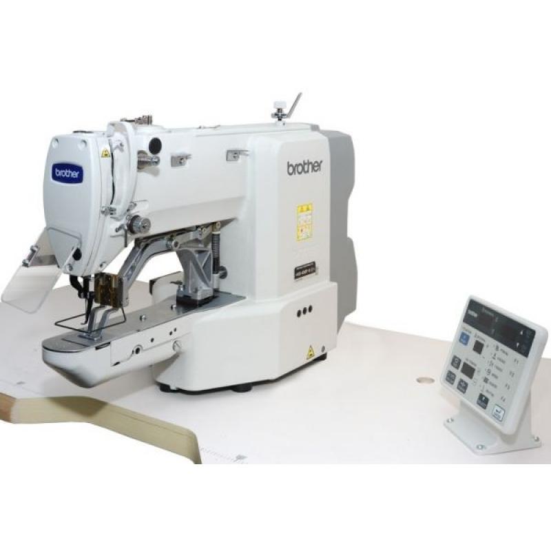 Закрепочная швейная машина Brother KE-430FX-03, 05, OK, OF