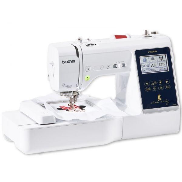 Швейно-вышивальная машина BROTHER Innov-is M280D фото
