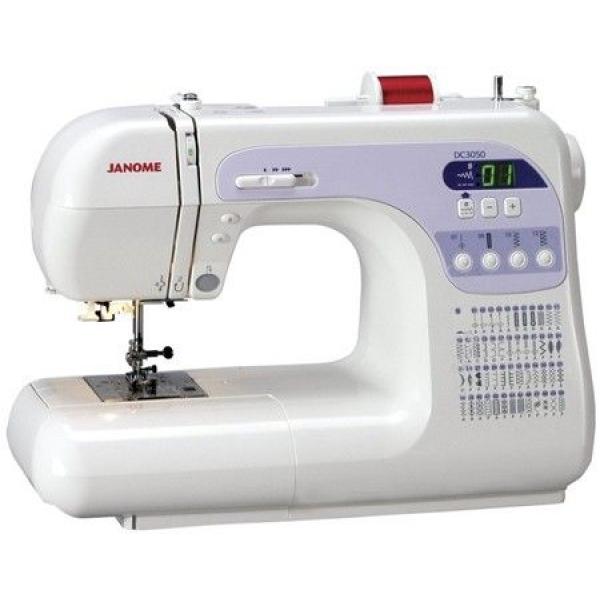 Швейная машина JANOME DC 3050 фото