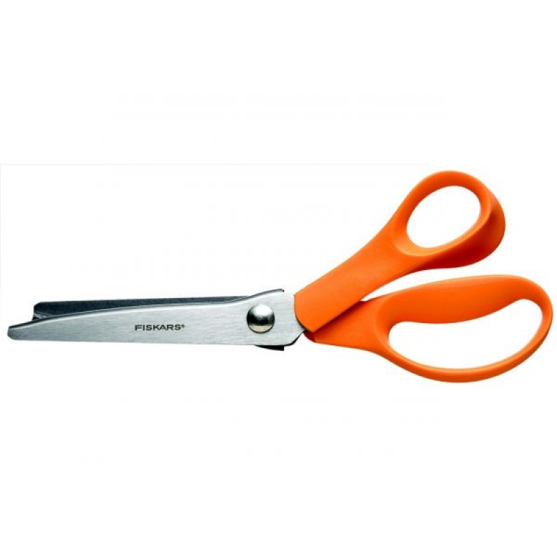 Ножницы Fiskars Classic Зиг Заг 23 см