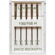 Иглы Groz-Beckert универсальные ассорти №70-100 фото