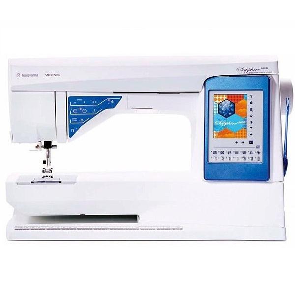 Швейная машина Husqvarna Sapphire 960Q фото