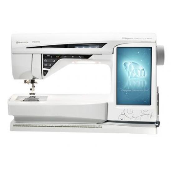 Швейно-вышивальная машина Husqvarna Designer Diamond DeLuxe