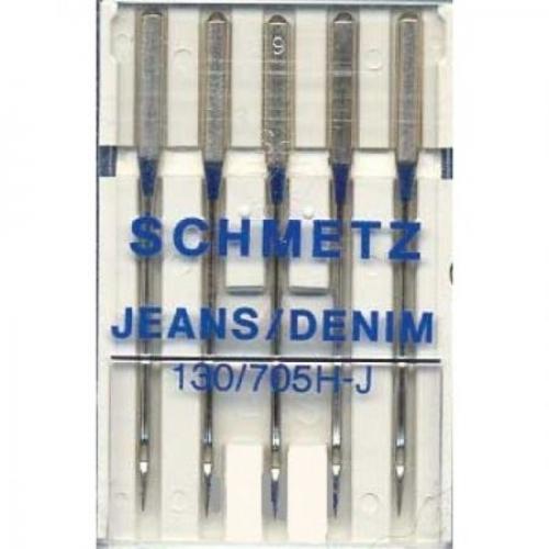 Иглы для джинса Schmetz Jeans №90 фото