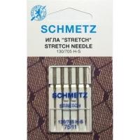 Иглы для трикотажа Schmetz Stretch №75 фото
