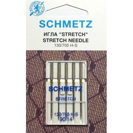 Голки для трикотажу Schmetz Stretch №90