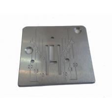 Игольная пластина для швейных машин с вертикальным челноком фото