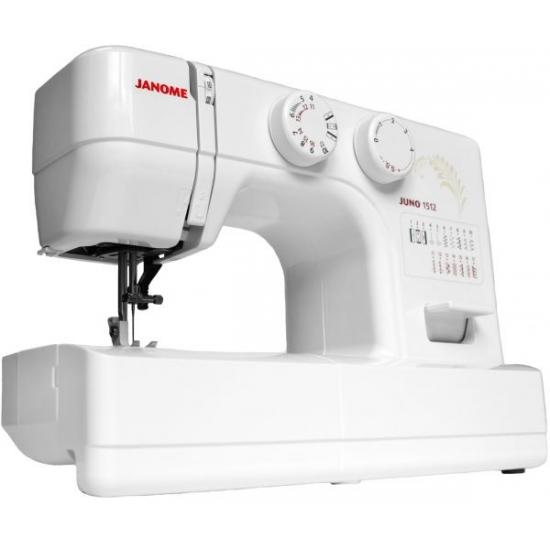 Швейная машина JANOME Juno 1512