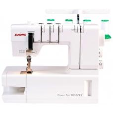 Розпошивальна машина JANOME Cover Pro 2000 CPX фото