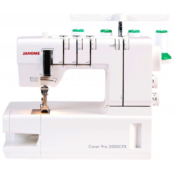 Распошивальная машина JANOME Cover Pro 2000 CPX фото